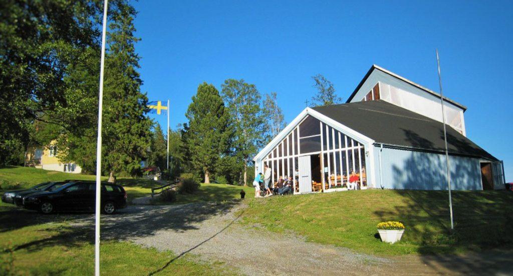 Solbacken kyrka